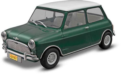 Revell 4035 Mini Cooper Plastic Model Kit
