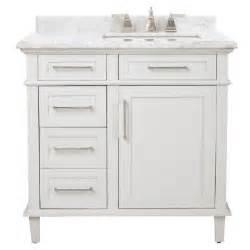 home decorators collection sonoma 36 in vanity in white