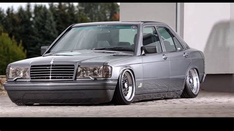 mercedes 190 tuning mercedes 190e tuning musik