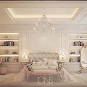 Bedroom Design Private Palace Bedroom Designs By IONS