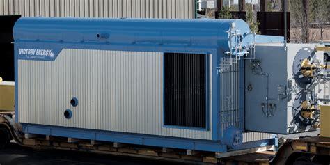 Victory Energyd-type Industrial Watertube Boiler