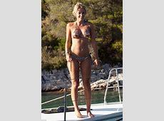 Tiffany Watson enjoys girls' holiday in Croatia Daily
