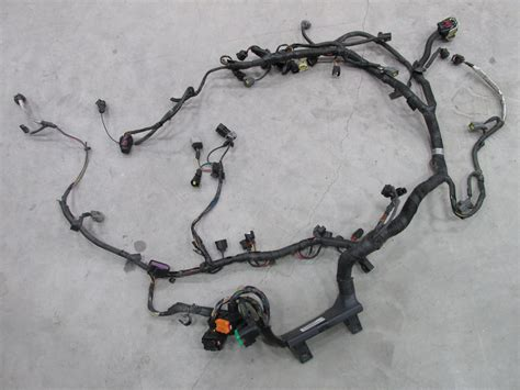 dodge durango dakota engine wiring harness