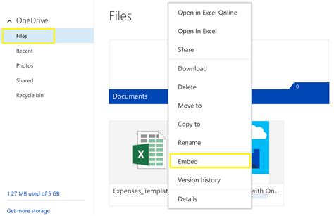 how to embed a live excel spreadsheet in html inside displaying files your site squarespace