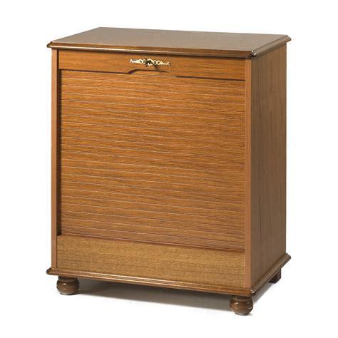 meuble rideau bureau armoire de bureau à rideau en bois metz