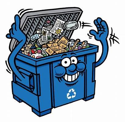 Recycling Garbage Winnipeg Recycle Waste Water Fee