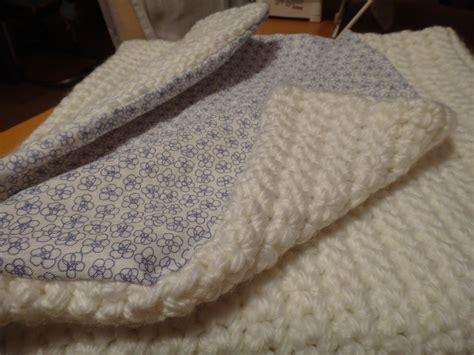 comment coudre tissu sur tricot