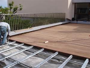 terrasse metallique en kit zimerfreicom idees de With terrasse metallique en kit