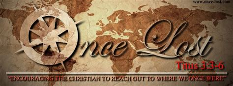 Faith Becomes Sight! Oncelost