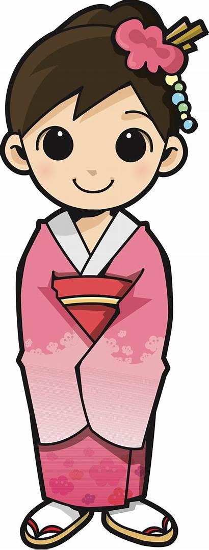 Japanese Kimono Clipart Transparent Clip Webstockreview Cliparts