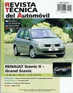 Manual De Taller Renault Megane Scenic Ii Y Gran Scenic