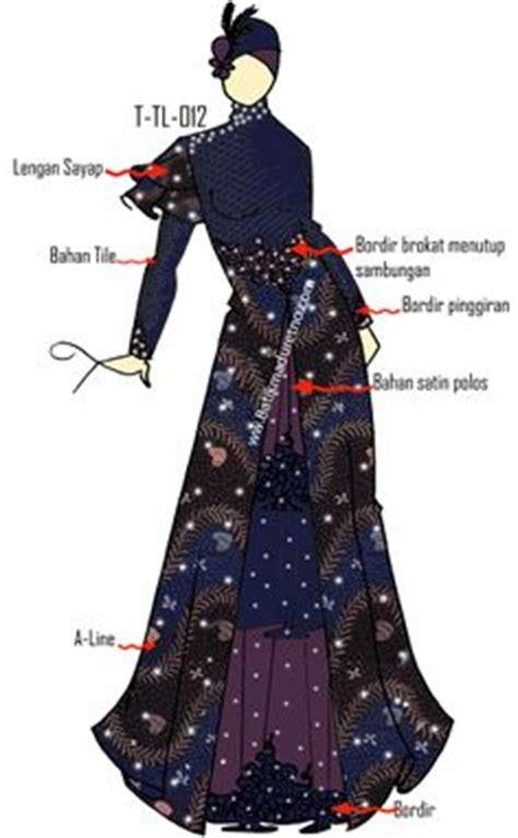 desain baju pesta muslimah fashion design pinterest