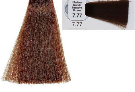 7.77 Natulique Medium Blonde Intensive Brown
