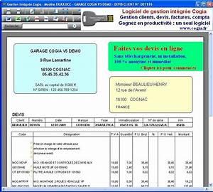 Devis Garage : t l charger exemple de devis d un garage ~ Gottalentnigeria.com Avis de Voitures