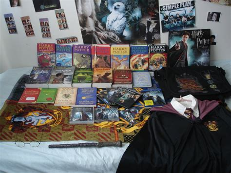 harry potter fan stuff harry potter stuff by misspopcorn95 on deviantart