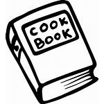 Cooking Recipes Icon Icons Vector Recipe Svg