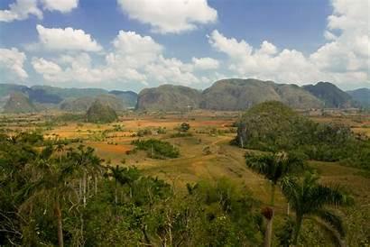 Cuba Landscape Cuban Nature Valley Cienfuegos Spectacular