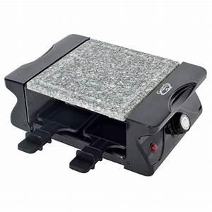 Appareil Raclette Pierrade : appareil raclette 4 personnes ~ Premium-room.com Idées de Décoration