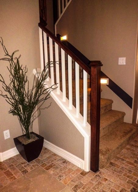 craftsman style stair railing delightful mission style staircase railings artistic 6253