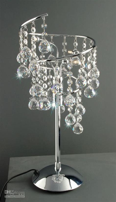 crystal table ls for bedroom 25 best ideas about chandelier table l on pinterest