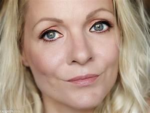 Maquillage Yeux Tuto : tuto maquillage yeux verts palette you are cosmetics carinelife ~ Nature-et-papiers.com Idées de Décoration