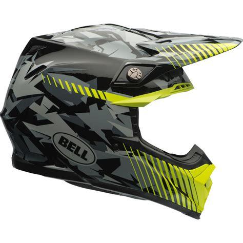 camo motocross bell moto 9 yellow camo motocross helmet motocross