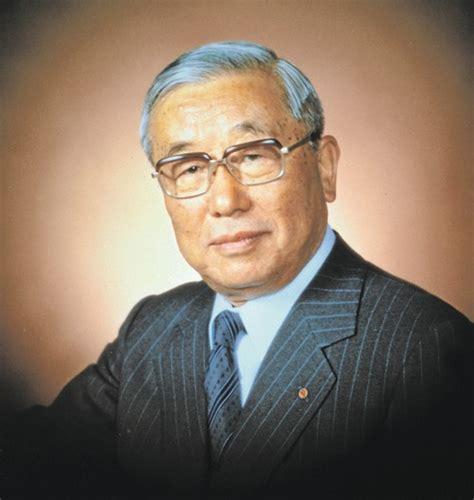 Eiji Toyoda, l'ancien patron du constructeur japonais ...
