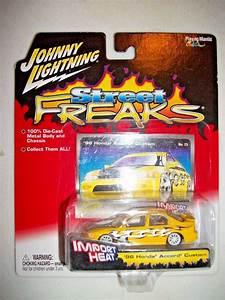 Details About Johnny White Lightning Import Heat Honda