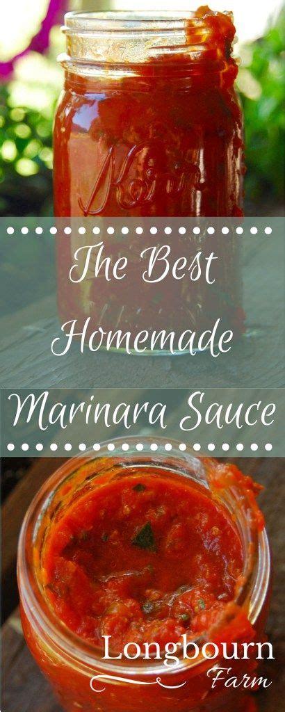 cuisiner pates the best marinara sauce recette chorale