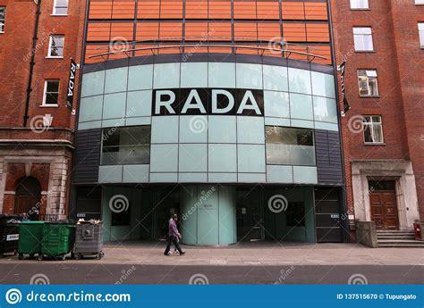 RADA London editorial image. Image of kingdom, british ...