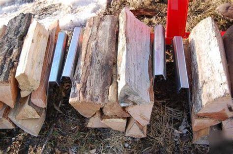 wood beaver twister firewood bundler wrapper