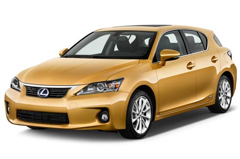 2012 Lexus Ct200h by 2012 Lexus Ct 200h Reviews And Rating Motor Trend