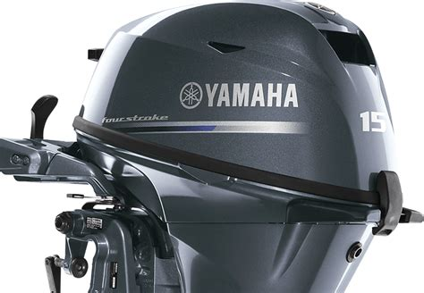 Used Yamaha Outboard Motors In Florida by New Yamaha 15 Hp 4 Stroke Outboard Motor Florida Family