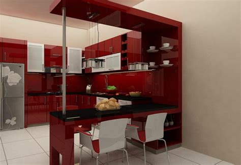 kitchen set furniture minimalis murah profesional