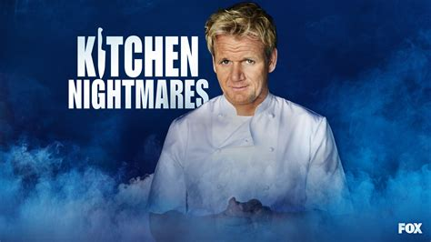 Gordon Ramsay's Kitchen Nightmares Full Hd Wallpaper And