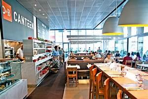 O b canteen blogto toronto for Interior design school toronto