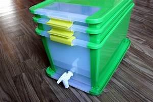 Wurmkomposter Selbst Bauen : upcycling mit w rmern eine anleitung bio blog ~ Eleganceandgraceweddings.com Haus und Dekorationen