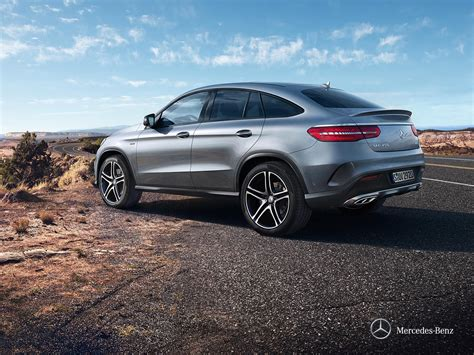 Mercedesbenz Gle Coupe Wallpapers Images Photos Pictures