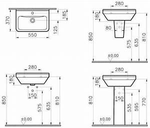 Kleine Waschmaschine Maße : vitra s50 waschbecken 55 x 37 cm art 5341l003 0012 megabad ~ Markanthonyermac.com Haus und Dekorationen