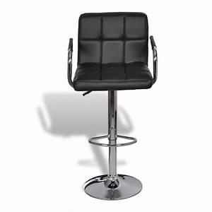 Bar Mit Barhocker : 2 x barhocker bar stuhl schwarz mit armlehne g nstig kaufen ~ Sanjose-hotels-ca.com Haus und Dekorationen