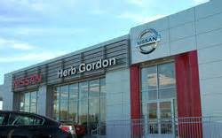 herb gordon nissan announces grand  opening  fully