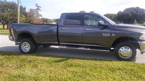 2014 Ram 3500 Tradesman CREW DIESEL for sale