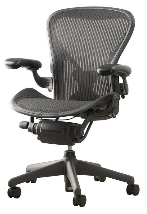 herman miller bureau aeron office chair