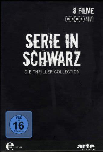 laurent bouhnik filmek serie in schwarz suite noire 8 thriller collection 4