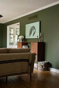 Forest, Green, Living, Room
