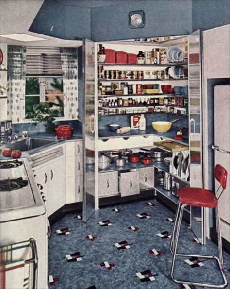 1940s kitchen flooring 1940s decorating colors fabrics flooring decor and more 1031