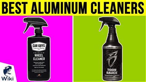 aluminum cleaners  youtube