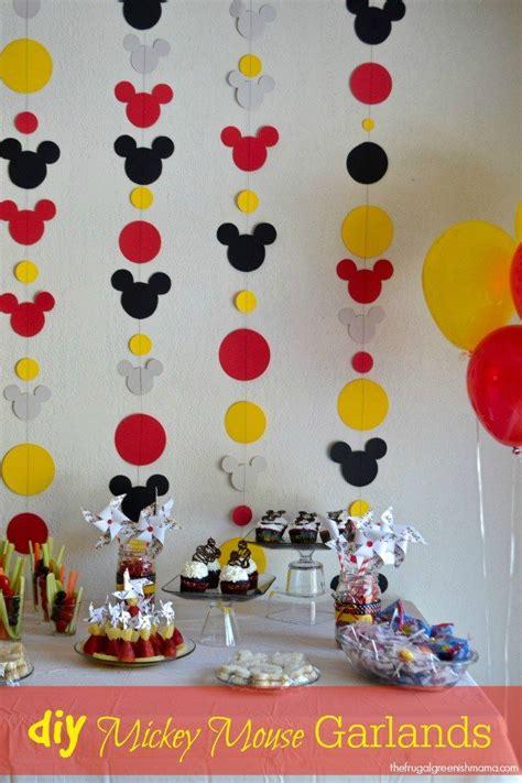 chambre b b mickey más de 25 ideas increíbles sobre primer cumpleaños de