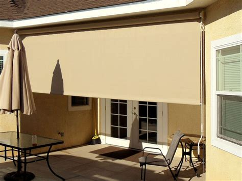 outdoor curtains drapes  roller shades superior awning