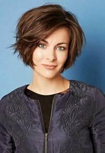 Coupe De Cheveux Carré Court : modele de coiffure carre court effile ~ Melissatoandfro.com Idées de Décoration